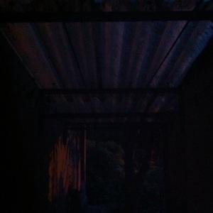 à entrada da noite